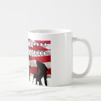 Don't Forget the Working Class Coffee Mug