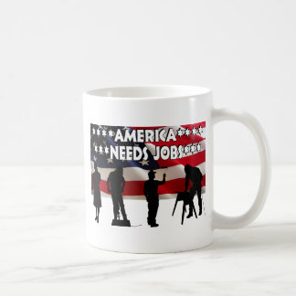 Don't Forget the Working Class Classic White Coffee Mug
