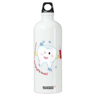 Don't Forget To Brush! SIGG Traveler 1.0L Water Bottle