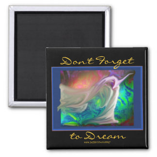 Don't Forget to Dream magnet