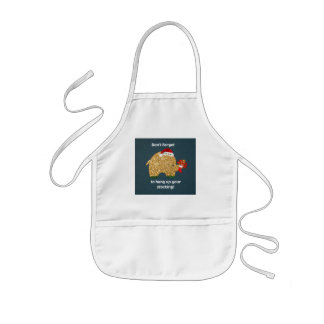 Don't Forget to hang up your stocking Aprons