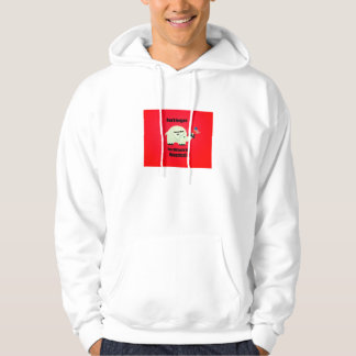 Don't forget: You DID build it, America! Hoodie