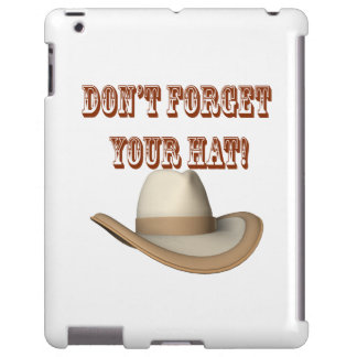 Dont Forget Your Hat