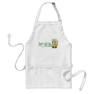 Don't Fuel the Mabus Adult Apron