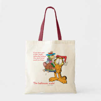 Don't Gain Weight During the Holidays Tote Bag