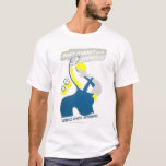 Don't Gamble Syphilis 1940 WPA T-Shirt