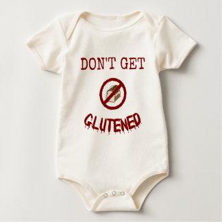 Don't Get Glutened Baby Bodysuit