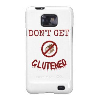 Don't Get Glutened Samsung Galaxy SII Case