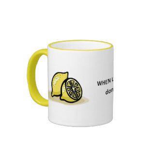 dont-get-mad-get-even ringer mug
