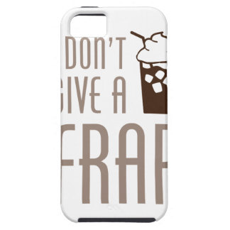 Don't Give A Frap iPhone SE/5/5s Case