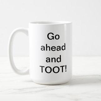 Don'T give a HOOT Mug