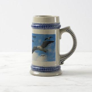 Don't give up_Mug_by Elenne Coffee Mug