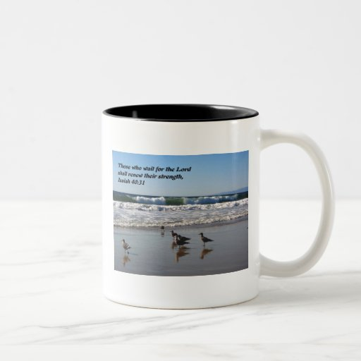 Don't give up _Mug_by Elenne Boothe Mugs