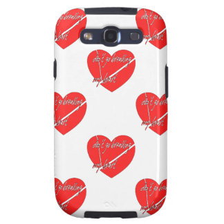 DON'T GO BREAKING MY HEART GALAXY SIII CASE