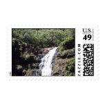 Don't go chasin' waterfalls...unless they're these postage stamp