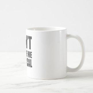 don't hassle me coffee mug