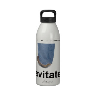 don't hate levitate water bottle