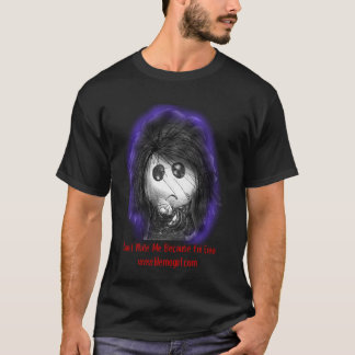 Don't Hate Me Because I'm Emo T-Shirt