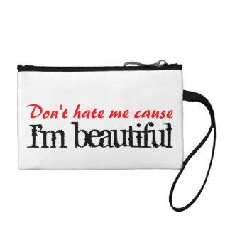 Don't hate me cause I'm beautiful Bagettes Bag