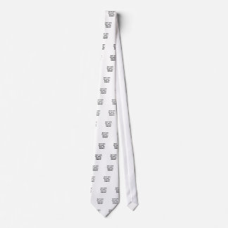 Dont Hate the Game Hate the Noobs Tie