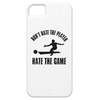 Don't hate the player Funny Bowling designs iPhone SE/5/5s Case