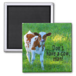 Don't Have A Cow Magnet