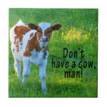 Don't Have A Cow Tiles