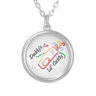 Dont Have to be Good Round Pendant Necklace