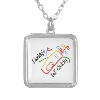 Dont Have to be Good Square Pendant Necklace