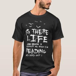 Don't Interrupt When I'm Reading T-Shirt