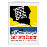 Don't Invite Disaster