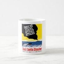 Don't Invite Disaster Coffee Mug