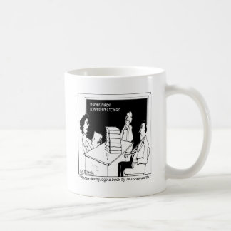 Don't Judge a Book By It's Curse Words Coffee Mug