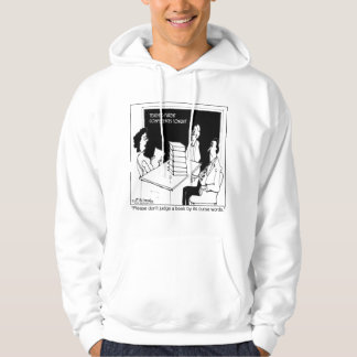 Don't Judge a Book By It's Curse Words Hoodie