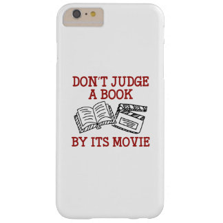 Don't Judge A Book By Its Movie Barely There iPhone 6 Plus Case