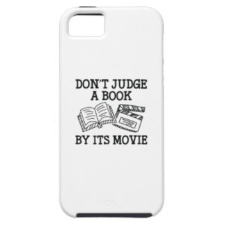 Don't Judge A Book By Its Movie iPhone SE/5/5s Case