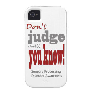 Don't judge Case-Mate iPhone 4 cover