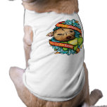 Don't Judge Me... Pet Tshirt