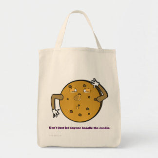 Dont just let the TSA handle your cookies Tote Bag
