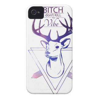 Dont kill my vibe iPhone 4 cover