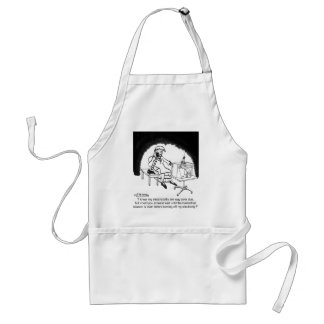 Don't Kill Power Until Basket Ball Season Is Over Adult Apron