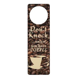 Don't Knock Door Hanger