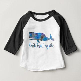 Don't Krill my Vibe Infant Raglan Tee