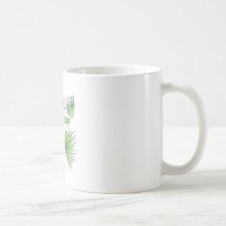 Dont Leaf Me Coffee Mug