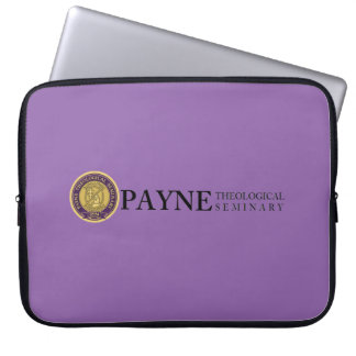 Don't leave home without your Payne Laptop Sleeve