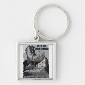Don't Let ACSEF Stomp On Our Heritage Keychain