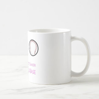 Don't let Breast Cancer Steal Second Base Mugs