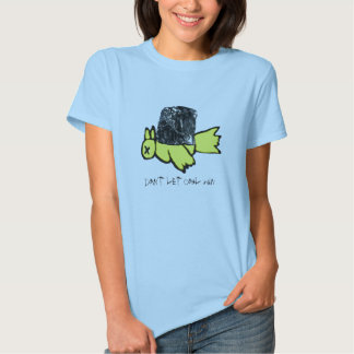 don't let coal win t shirt