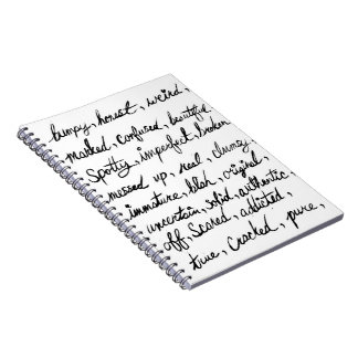 Don't Let It (Get to You) Notebook