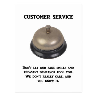 dont-let-our-fake-smiles-and-pleasant-demeanor postcard